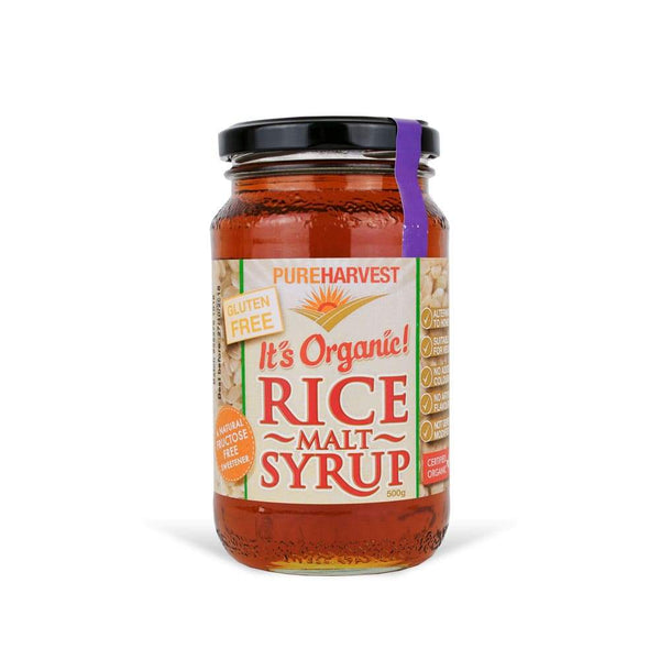 Pure Harvest Organic Rice Syrup Sugar & Sweetener Radiant-Whole-Food-Organic-Delivery KL-PJ-Malaysia