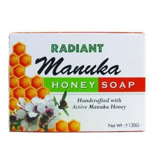 Radiant Active Manuka Honey Soap Soaps Radiant-Whole-Food-Organic-Delivery KL-PJ-Malaysia