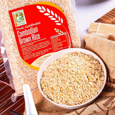 Radiant Cambodian Brown Rice Rice Radiant-Whole-Food-Organic-Delivery KL-PJ-Malaysia