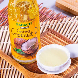 Radiant Cooking Coconut Oil