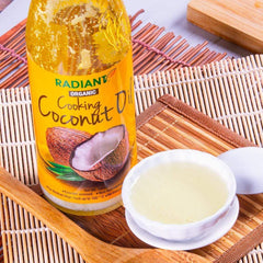 Radiant Cooking Coconut Oil Cooking Oil Radiant-Whole-Food-Organic-Delivery KL-PJ-Malaysia
