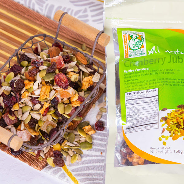 Radiant Cranberry Jubilee Mix Confectionary Radiant-Whole-Food-Organic-Delivery KL-PJ-Malaysia
