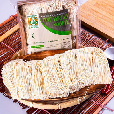 Radiant Fine Threads Noodle Asian Noodle Radiant-Whole-Food-Organic-Delivery KL-PJ-Malaysia
