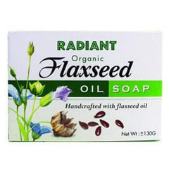 Radiant Flaxseed Soap Soaps Radiant-Whole-Food-Organic-Delivery KL-PJ-Malaysia