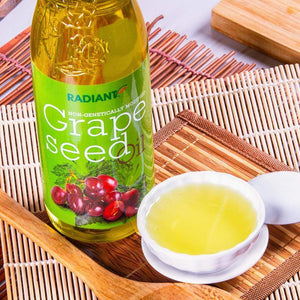 Radiant Grapeseed Oil
