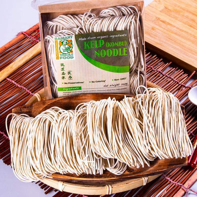 Radiant Kelp (Kombu) Noodle Asian Noodle Radiant-Whole-Food-Organic-Delivery KL-PJ-Malaysia