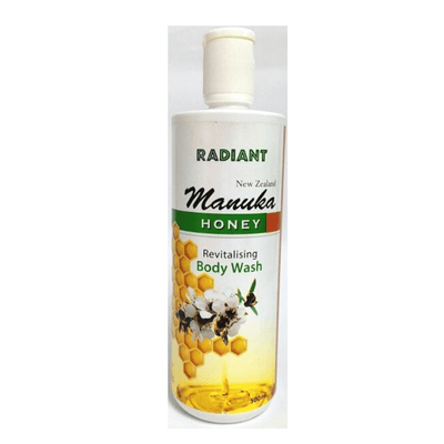 Radiant Manuka Honey Body Wash Body Wash Radiant-Whole-Food-Organic-Delivery KL-PJ-Malaysia