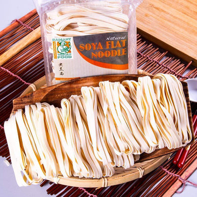 Radiant Natural Flat Soya Noodle Asian Noodle Radiant-Whole-Food-Organic-Delivery KL-PJ-Malaysia