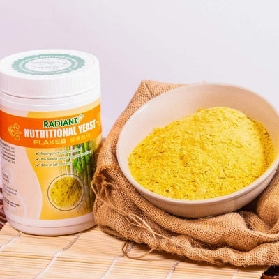 Radiant Nutritional Yeast Supplements Radiant-Whole-Food-Organic-Delivery KL-PJ-Malaysia