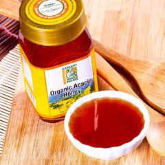 Radiant Organic Acacia Honey 500g Honey Radiant-Whole-Food-Organic-Delivery KL-PJ-Malaysia