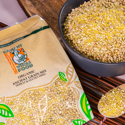 Radiant Organic Ancient Grain Mix Grains Radiant-Whole-Food-Organic-Delivery KL-PJ-Malaysia