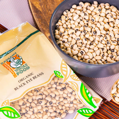 Radiant Organic Black Eye Beans Beans & Pulses Radiant-Whole-Food-Organic-Delivery KL-PJ-Malaysia