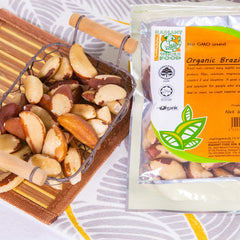 Radiant Organic Brazil Nut Nuts and Seeds Radiant-Whole-Food-Organic-Delivery KL-PJ-Malaysia