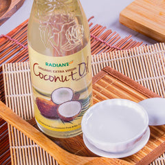 Radiant Organic Extra Virgin Coconut Oil Cooking Oil Radiant-Whole-Food-Organic-Delivery KL-PJ-Malaysia