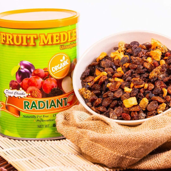 Radiant Organic Fruit Medley Dried Fruit Radiant-Whole-Food-Organic-Delivery KL-PJ-Malaysia