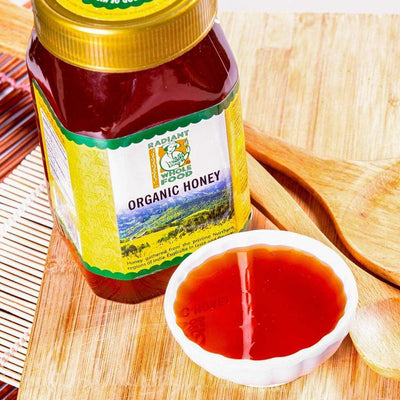 Radiant Organic Honey 1kg Honey Radiant-Whole-Food-Organic-Delivery KL-PJ-Malaysia