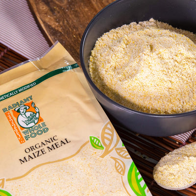 Radiant Organic Maize Meal Grains Radiant-Whole-Food-Organic-Delivery KL-PJ-Malaysia