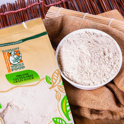 Radiant Organic Non Gluten Grain Flour Flour Radiant-Whole-Food-Organic-Delivery KL-PJ-Malaysia