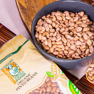 Radiant Organic Pinto Beans Beans & Pulses Radiant-Whole-Food-Organic-Delivery KL-PJ-Malaysia