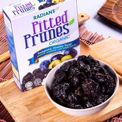Radiant Organic Pitted Prunes Dried Fruit Radiant-Whole-Food-Organic-Delivery KL-PJ-Malaysia