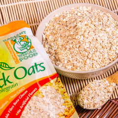 Radiant Organic Quick Oats Cereal, Flakes & Puffs Radiant-Whole-Food-Organic-Delivery KL-PJ-Malaysia