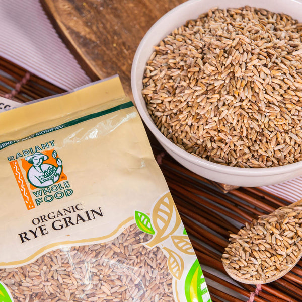 Radiant Organic Rye Grain Grains Radiant-Whole-Food-Organic-Delivery KL-PJ-Malaysia