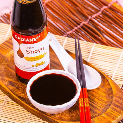 Radiant Organic Shoyu Condiments Radiant-Whole-Food-Organic-Delivery KL-PJ-Malaysia