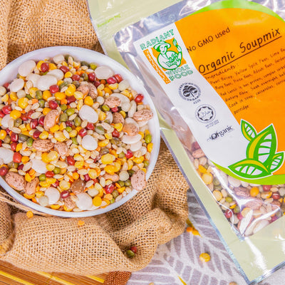 Radiant Organic Soup Mix Beans & Pulses Radiant-Whole-Food-Organic-Delivery KL-PJ-Malaysia