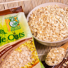 Radiant Organic Whole Oats Cereal, Flakes & Puffs Radiant-Whole-Food-Organic-Delivery KL-PJ-Malaysia