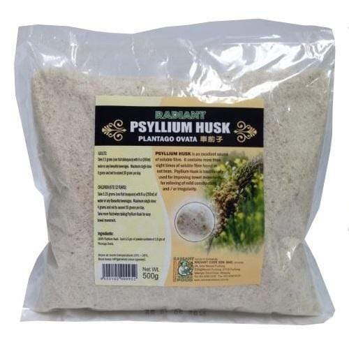 Radiant Psyllium Husk Supplements Radiant-Whole-Food-Organic-Delivery KL-PJ-Malaysia
