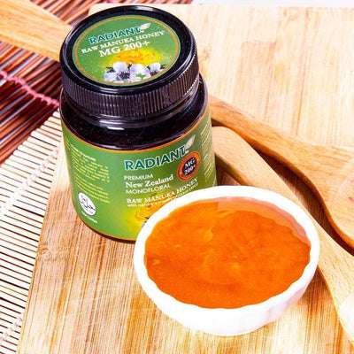 Radiant Raw Manuka Mg 200 Honey Radiant-Whole-Food-Organic-Delivery KL-PJ-Malaysia