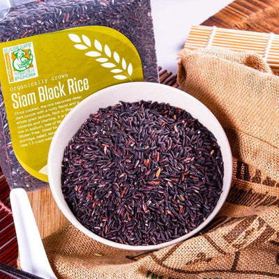 Radiant Siam Black Rice Rice Radiant-Whole-Food-Organic-Delivery KL-PJ-Malaysia