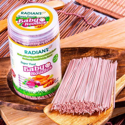 Radiant Super Food Baby Noodle Baby Meals Radiant-Whole-Food-Organic-Delivery KL-PJ-Malaysia