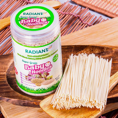 Radiant Super Grain Baby Noodle Baby Meals Radiant-Whole-Food-Organic-Delivery KL-PJ-Malaysia