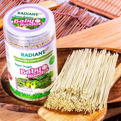 Radiant Super Veggie Baby Noodle Baby Meals Radiant-Whole-Food-Organic-Delivery KL-PJ-Malaysia