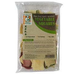 Radiant Vegetable Squares Asian Noodle Radiant-Whole-Food-Organic-Delivery KL-PJ-Malaysia