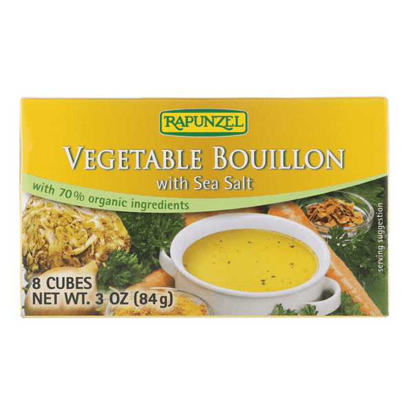 Rapunzel Organic Vegetable Buillion W/Sea Salt Condiments Radiant-Whole-Food-Organic-Delivery KL-PJ-Malaysia