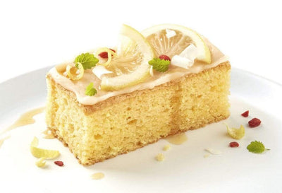 Well & Good Lemon Coconut Cake With Gojiberry Baking Mixes & Ingredients Radiant-Whole-Food-Organic-Delivery KL-PJ-Malaysia