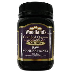 Woodland's Manuka Honey Mg 100 Org Honey Radiant-Whole-Food-Organic-Delivery KL-PJ-Malaysia