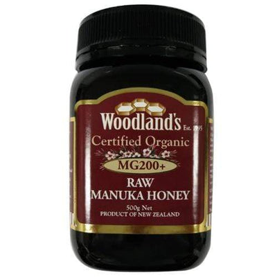 Woodland's Manuka Honey Mg 200 Org Honey Radiant-Whole-Food-Organic-Delivery KL-PJ-Malaysia
