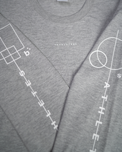 Load image into Gallery viewer, CeDe° Long sleeve Gray / BOOST°