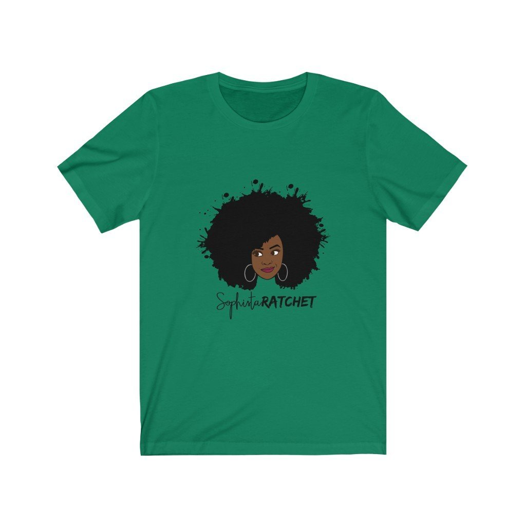 Sophistarachet Natural Hair Edition  | Miami Clothing T-Shirt Tatiez Boutique