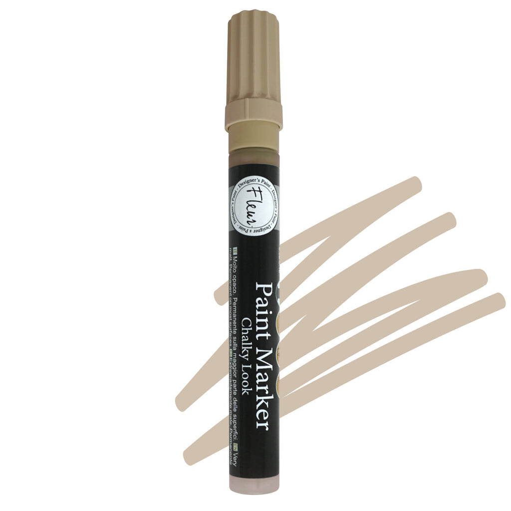 Paint Marker James Taupe 2-4mm