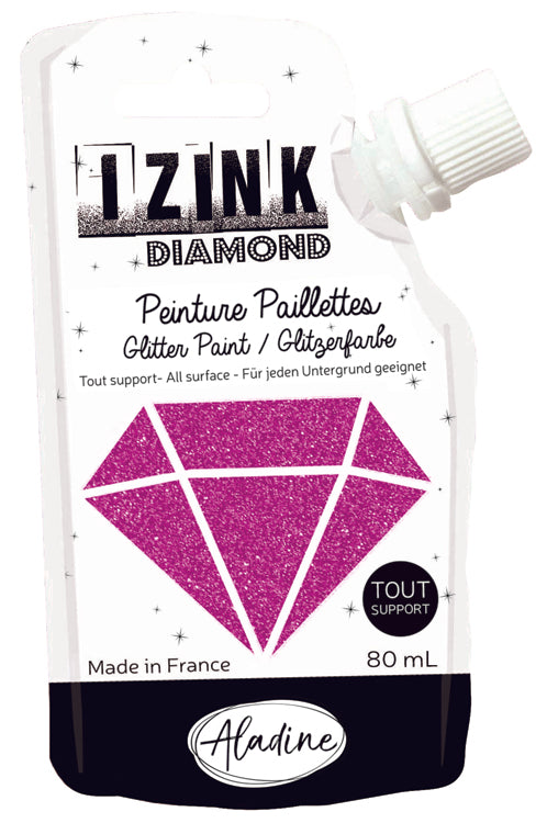 Izink Diamond Fuchsia