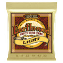 Ernie Ball Earthwood 80/20 Bronze Light