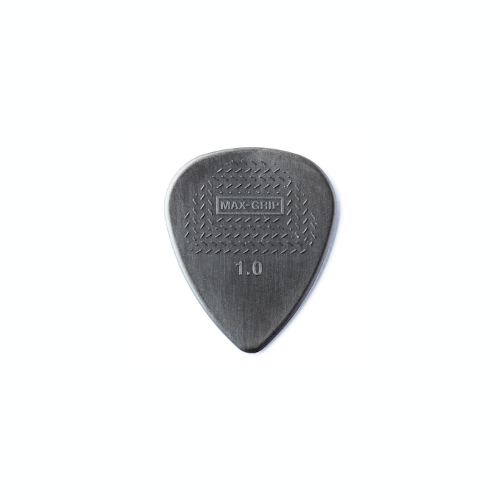 Dunlop Pick - Nylon Max Grip - 1.00mm - Pack of 12