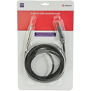 Jack to USB Converter Lead - 3 metre