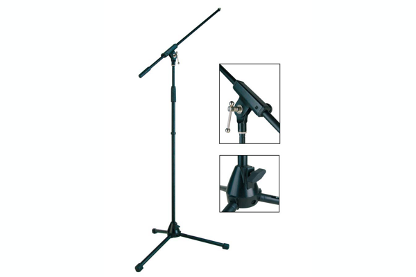 Microphone Stand - Boston MS-1400-BK