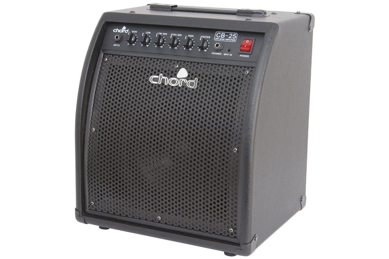 Chord CB-25 Bass Amplifier 25 Watts