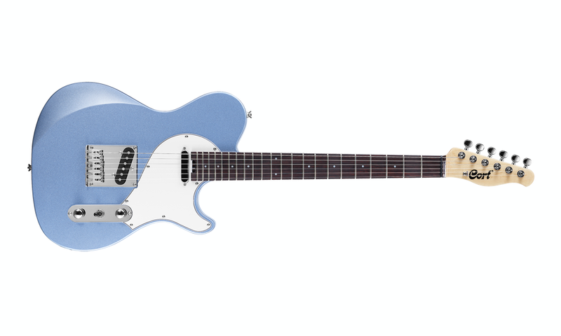 Cort Classic TC - Blue Ice Metallic